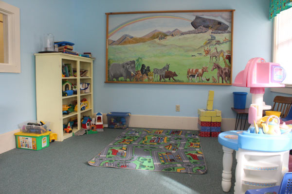 our sunny nursery
