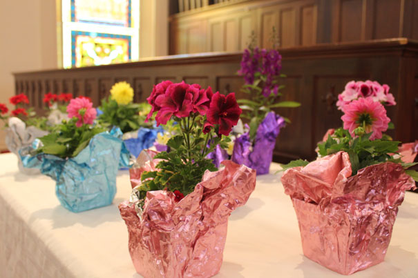 flowers for boards and committees