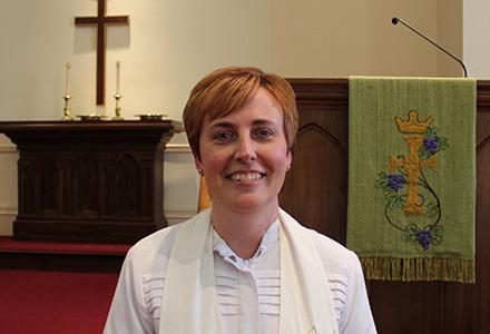 Pastor Char Corbett